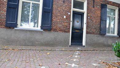 Una de las viviendas del pueblo de Baarle, dividida entre Baarle Hertog (belga) y Baarle Nassau (neerlandés) © Ayuntamiento de Baarle Nassau