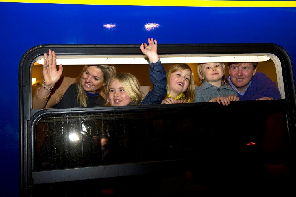 La familia real holandesa transmite una naturalidad que gusta a los holandeses. Fotos: RVD