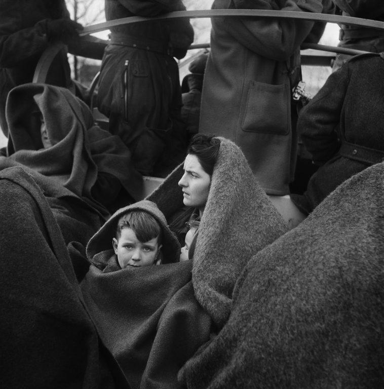 Más de 72.000 personas fueron evacuadas en los días posteriores al desastre. Fotos: Watersnoodmuseum