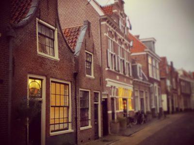 Haarlem de noche
