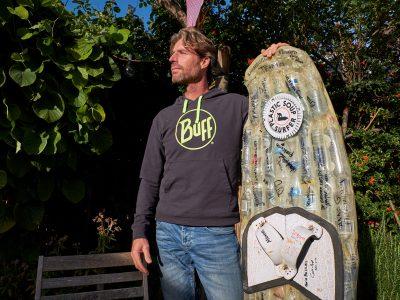 Merijn Tinga, Plastic Soup Surfer