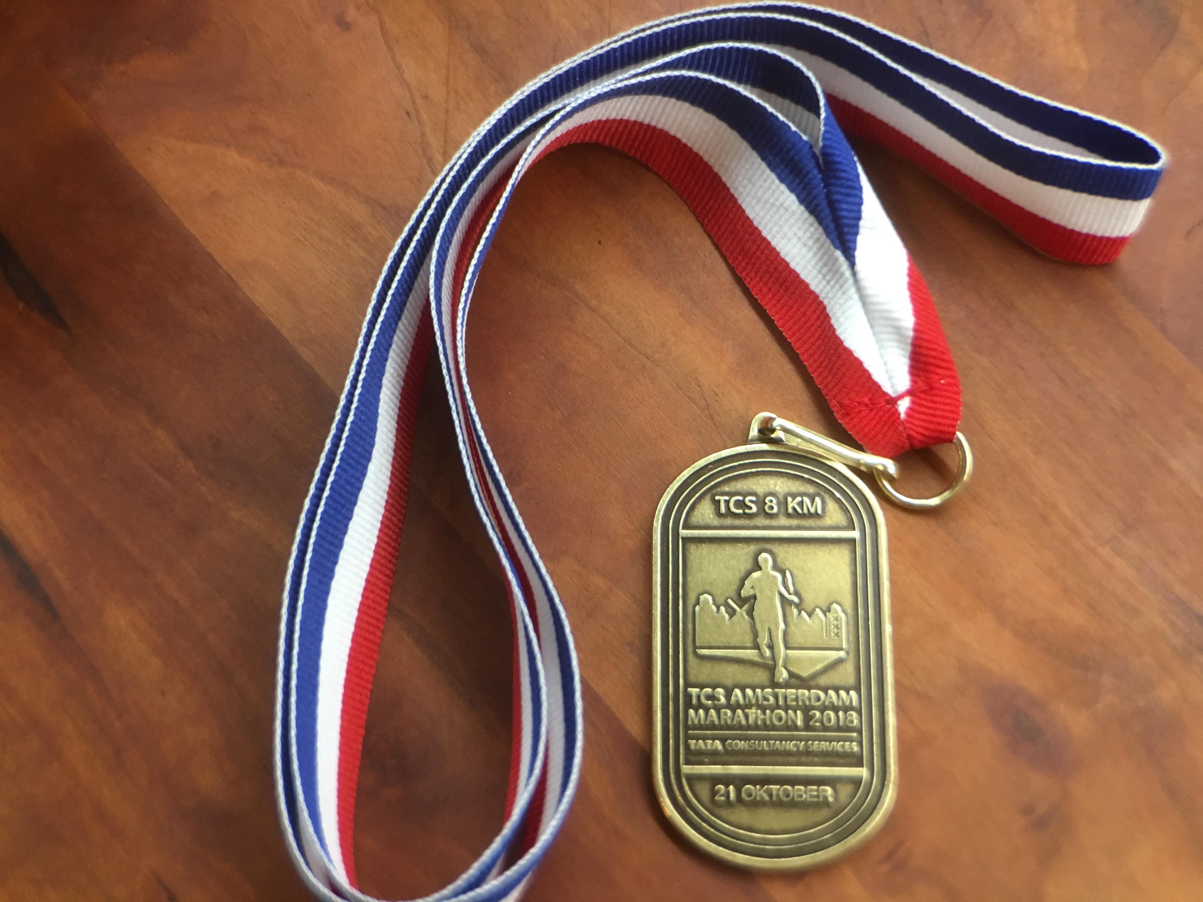 maratón Ámsterdam