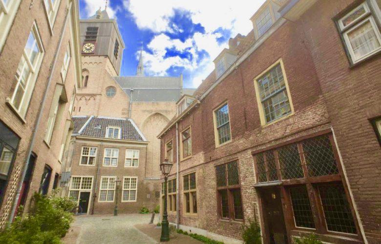 pilgrims Holanda