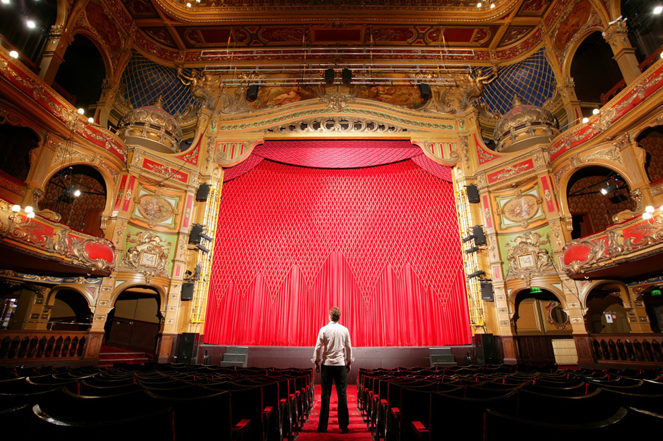 Hackney theater London