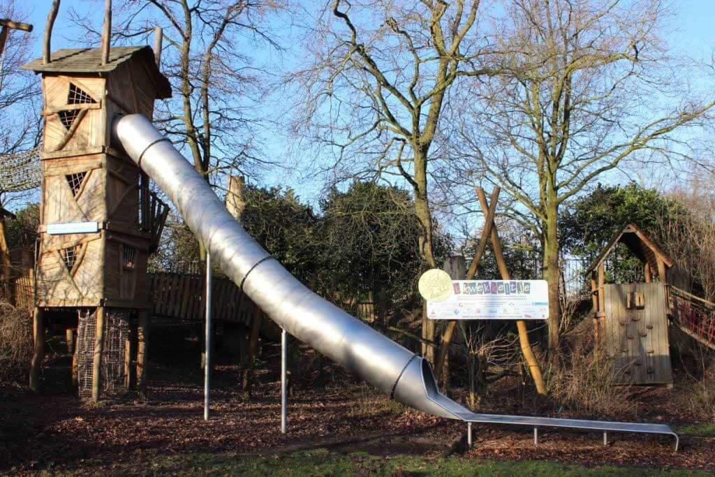 Parque infantil 'T Kwekkeltje