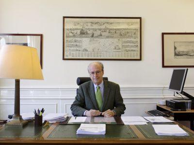 Consul Javier Garrigues Flórez