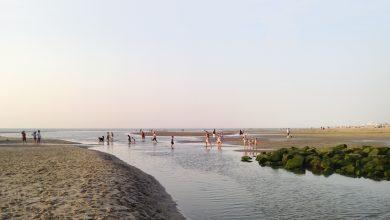 Desembocadura del Rin en Katwijk