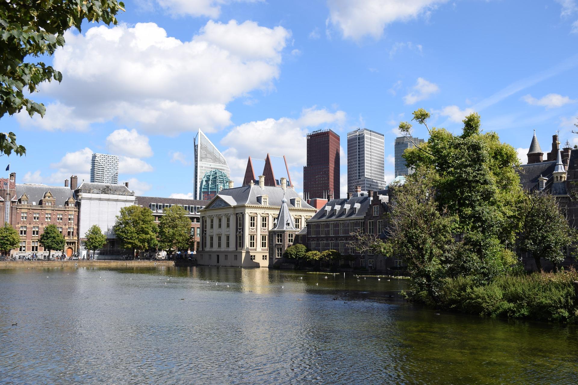 Vista de La Haya, Frank Magdelyns, Pixabay