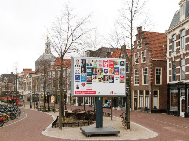 Elecciones 2021 Gaceta Holandesa Fernandez Solla Fotografie