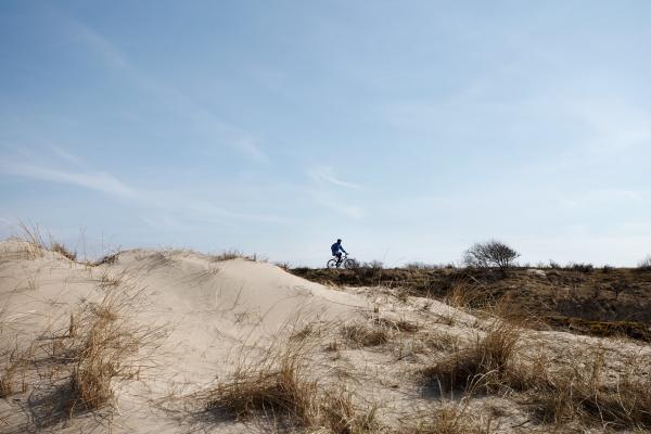 Comienzo de Primavera en la duna
